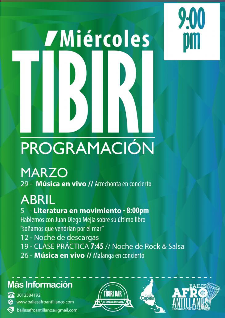 programación-miércoles-de-tibiri